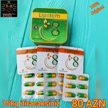 lipotrim terkibi - Azərbaycan: Lipotrim arıqladıcı kapsullar. 1 aya ən az 12kq arıqlayacaqsınız 100%