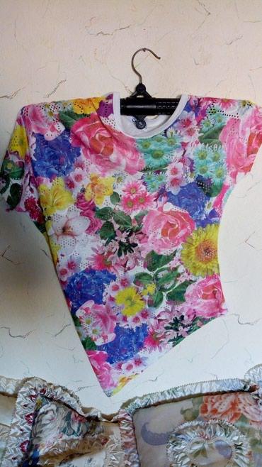 Majica sl - Srbija: Nova pamucna majica,neobicnog oblika,,stoji pod kosinom. obim