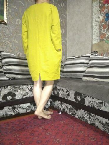 Личные вещи - Ош: Удобное, модное платье оверсайз  размер 48