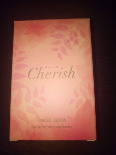 Nov AVON Cherish limited edition parfem, 30 ml u originalnoj foliji - Belgrade