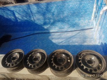 Продаю диски R15 BMW e36 в Бишкек