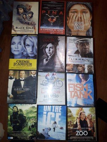 Dvd filmovi u odlicnom stanju kopije cena 70 dinara po komadu set od - Beograd