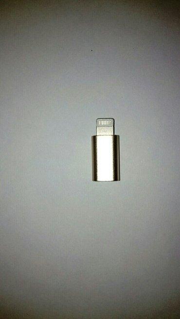 Bakı şəhərində iPhone üçün konektor/micro usb adapter