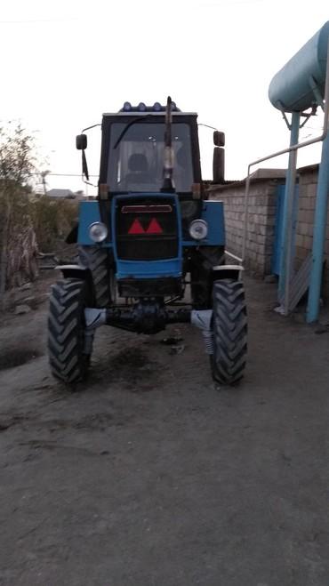 Kənd təsərrüfatı maşınları - Azərbaycan: Traktor yumz 4+4 eləməy üçün şesdirna satilir karobkada olan beşinci