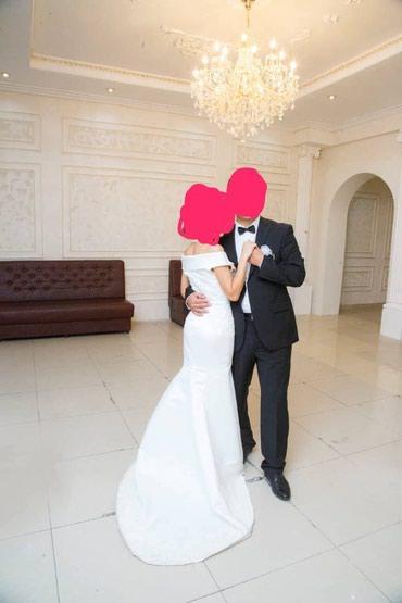 Эксклюзивное свадебное платье. в Бишкек