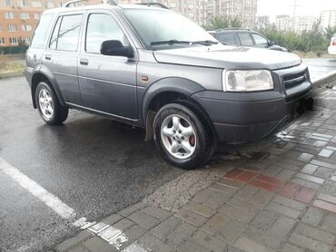 Land Rover в Бишкек: Land Rover Freelander 1.8 л. 2001   205000 км