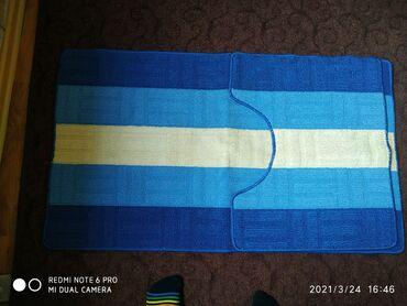 коврики для йоги бишкек in Кыргызстан | АКСЕССУАРЫ ДЛЯ АВТО: Продам коврик в ванну двойка размер большой подойдёт на 105 или 106