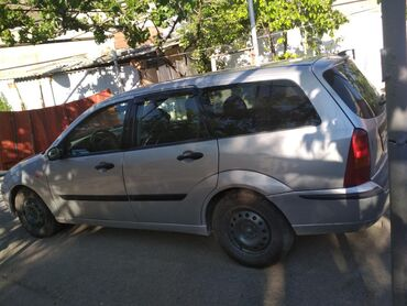 Ford Kürdəmirda: Ford Focus 1.6 l. 2004 | 35268565 km