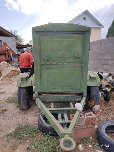 4 объявлений: Продаю генератор передвижной