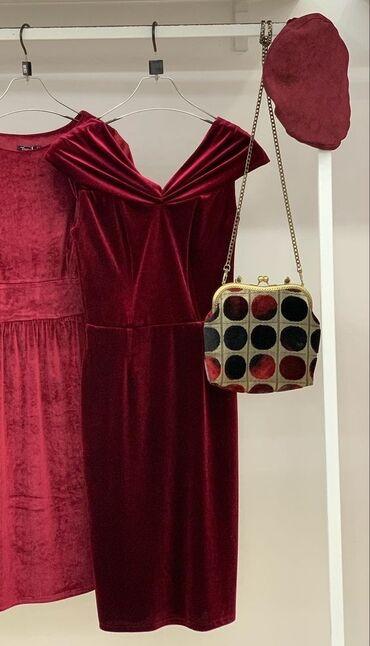 длинное вечернее платье цвет марсала в Кыргызстан: Продаю платье! Надевала всего 1 раз. Очень хорошо сидит на фигуре