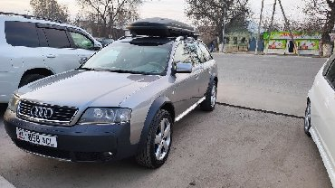 audi 100 2 8 quattro в Кыргызстан: Audi A6 Allroad Quattro 2.7 л. 2003 | 217000 км