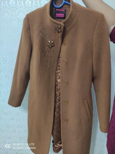 Дордой бишкек - Кыргызстан: Пальто турецкий размер 38 почти новые подарили не подошёл размер стоит