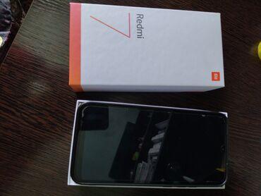Электроника - Дмитриевка: Xiaomi Redmi 7 | 64 ГБ | Черный | Сенсорный, Отпечаток пальца, Две SIM карты