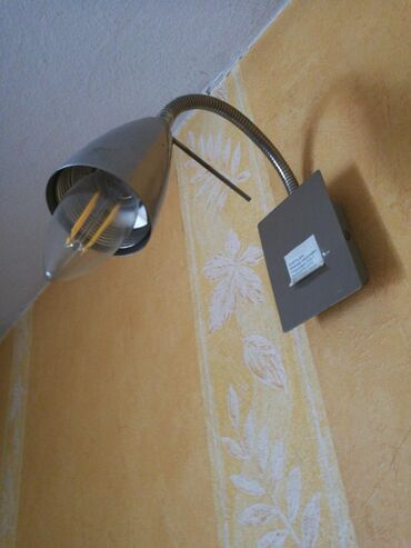 Rasveta | Bajina Basta: Luster zidni, kao nov, ocuvan