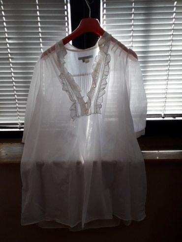 Kosulja kao haljina univerzalna  zara - Crvenka