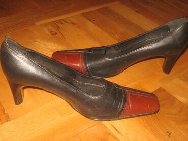 Bez cipele - Srbija: Serdjo kožne cipeleBroj 39, unutrašnje gazište 27,5cm.Korisna površina