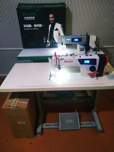 juki швейная машина цена в Кыргызстан: Обмен или продаю новый шв. маш. и оверлоки (в упаковке)обменяю на б/у
