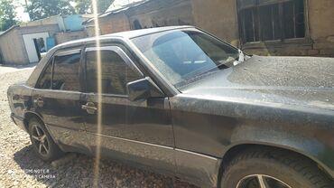 черный mercedes benz в Кыргызстан: Mercedes-Benz W124 2 л. 1990 | 263562 км