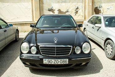 Mercedes-Benz E 240 2.6 l. 2000 | 224000 km
