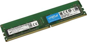 Bakı şəhərində Crucial 8GB DDR4-2400 UDIMM