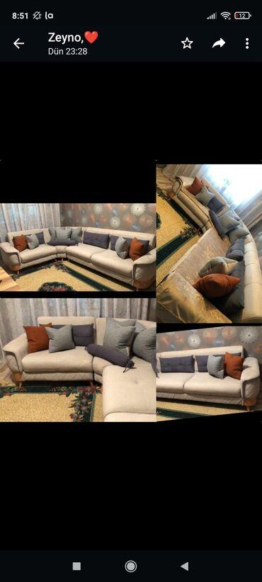 Uqlavoy divan tecili satilir.olcu 3.20/2.30.bazalidi.acilmir.ideal