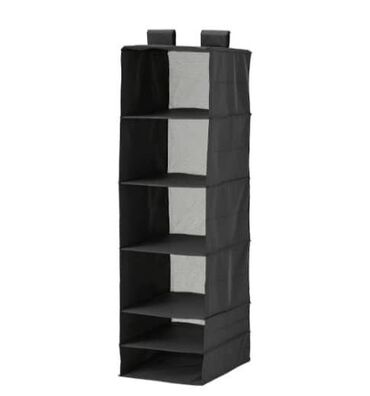 produkcii ikea в Кыргызстан: Тканевая IKEA полочки 6 отделений,крючок на липучке