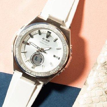 chasy naviforce nf9056m в Кыргызстан: Белые Женские Наручные часы Casio