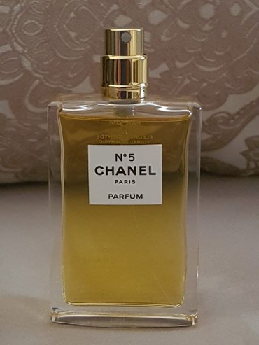 CHANEL No5 PERFUME EXTRAIT (NOT EDP/EDT) 35ml  original tester  σε Thessaloniki