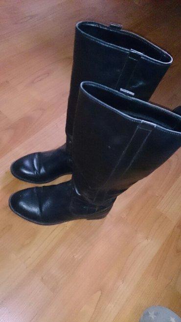 Hit hit cenaaaa Vrlo lepe i udobne cizme bez ostecenja broj 37 - Cuprija