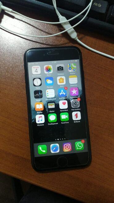 Iphone 7 /64GB Seliqeli ishlenib. Oz telefonumdur