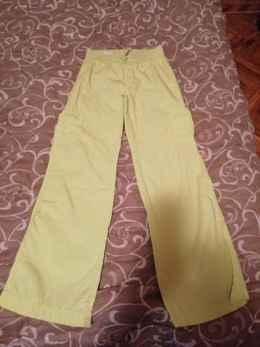 Zenske beneton farmerke - Srbija: Beneton pantalone vel 10
