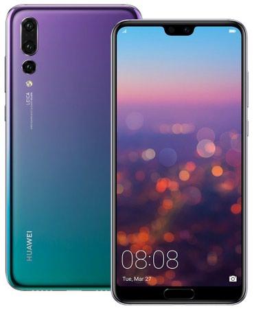Bakı şəhərində Huawei P20 Pro 128 GB