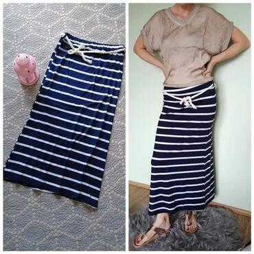 Ženska odeća | Knic: Nove suknje Sailer print Samo 700 din
