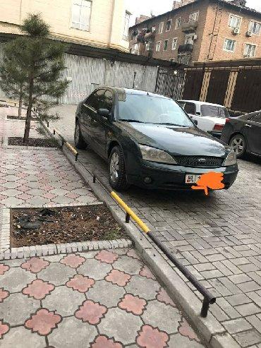зеленый ford в Кыргызстан: Ford Mondeo 2003