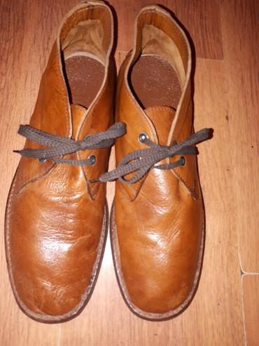 Italijanske cipele sve koza ANTAR izuzezno udobne, broj  45 unutrasnje - Belgrade