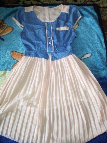 Продаю платье подростковое. размер 40. в Бишкек