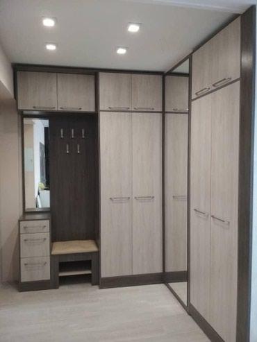 Шкафы в Кыргызстан: Корпусная мебель на заказ! Делаем качественно! Все виды акрила и ЛДСП