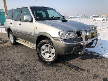 автобазар ниссан в Кыргызстан: Nissan Terrano II 3 л. 2003 | 100 км