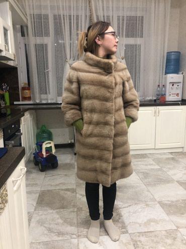 Продаю норку б/у в отличном состоянии, носила мало. в Бишкек