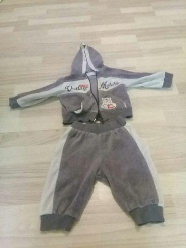 детские спортивные костюмы в Кыргызстан: Спортивный костюм 3-9мес. состояние хорошее