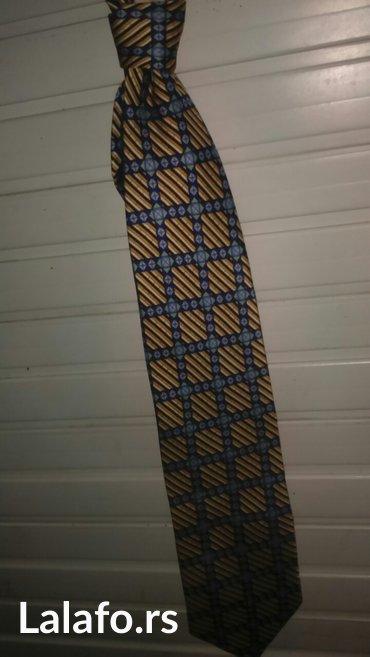 Original. Muska kravata nosena, bez ostecenja kao nova - Cuprija