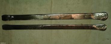 Instrumenti | Nova Pazova: Prodajem montirače-pajsere -za gume sa slike, kovani, jedan debljine