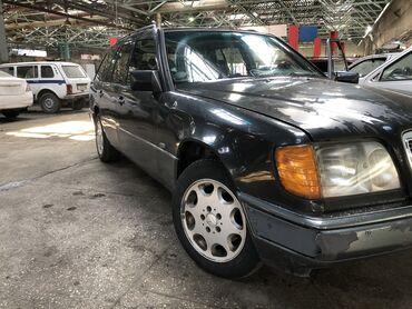 mercedes e в Кыргызстан: Mercedes-Benz E 320 3.2 л. 1995   1234567 км