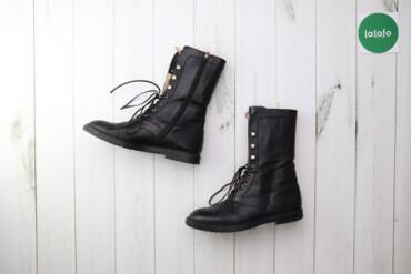 Жіночі чобітки Carlo Pazolini, р. 39    Довжина підошви: 27 см Ширина