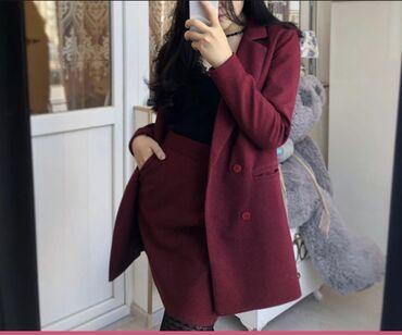 Личные вещи - Кыргызстан: Продается новый молодежный костюм-двойка. Тёплая, мягкая ткань. Размер