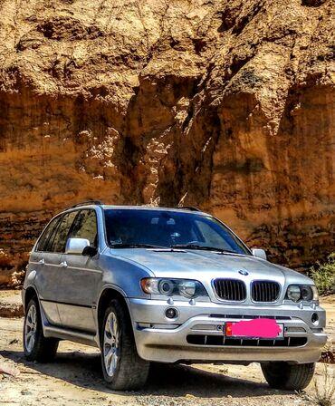 BMW X5 3 л. 2003 | 230000 км