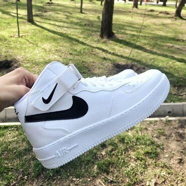 реставрация обуви бишкек в Кыргызстан: Nike air force 1 hight Качество - Турция Размеры: 36-40 Бесплатная дос