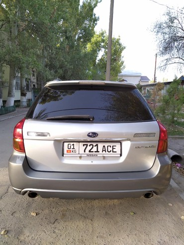 Subaru Outback 2004 in Кок-Ой - photo 4