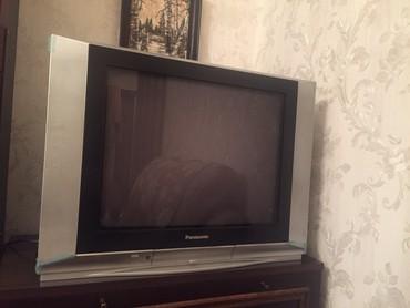 телевизор 72 диагональ в Кыргызстан: Продается телевизор Panasonik, с диагональю 72 см. Пульт и