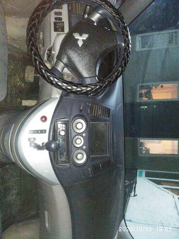 mitsubishi van в Кыргызстан: Mitsubishi Grandis 2.4 л. 2004 | 230000 км